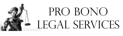 Pro Bono Legal Services