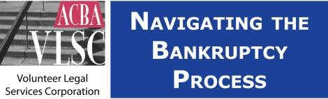 Navigating the Bankruptcy Process