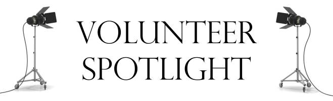 VLSC Volunteer Spotlight
