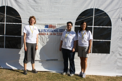 Legal Volunteers at East Bay Stand Down