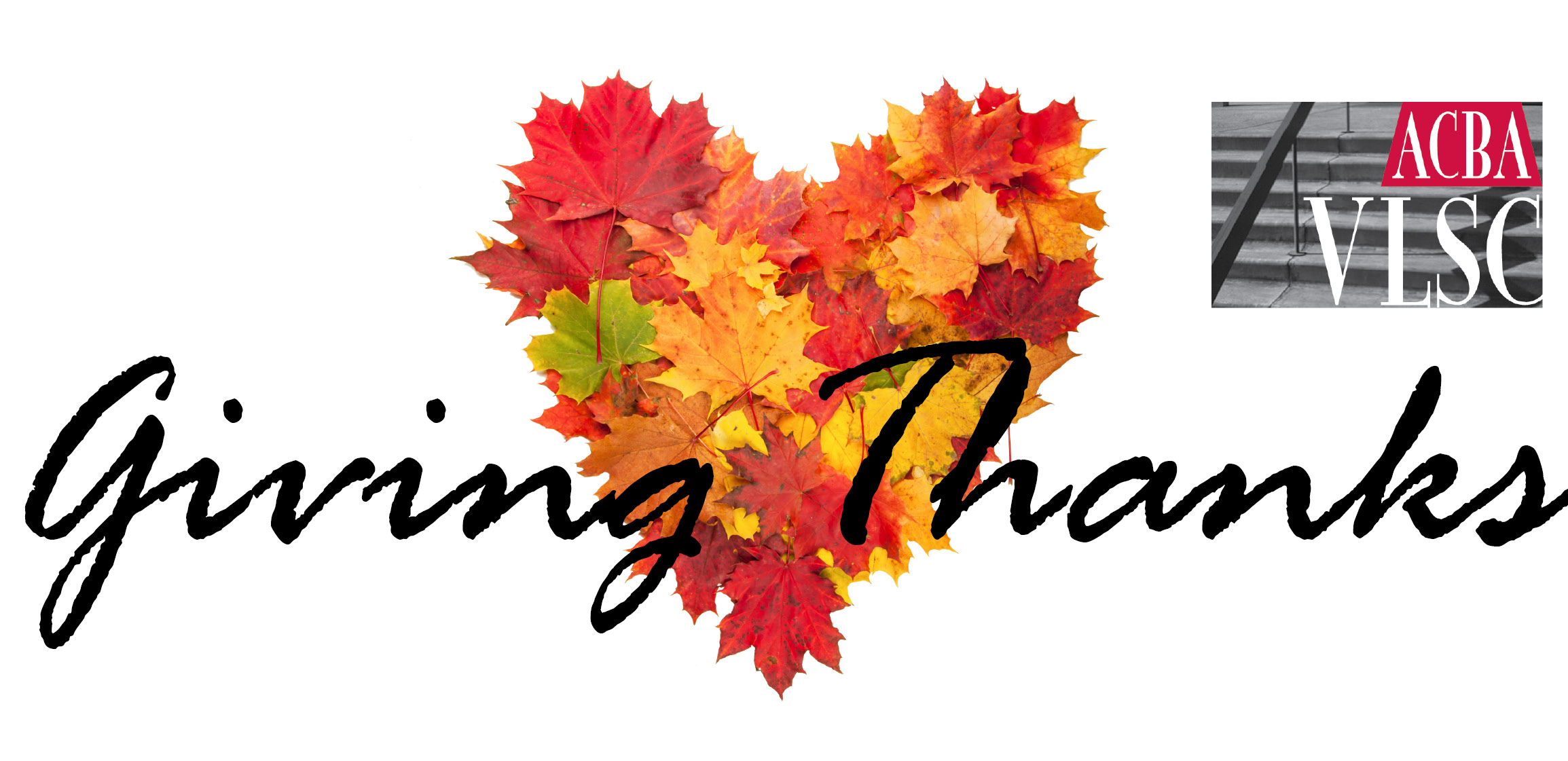 VLSC THANKSGIVING Social Media