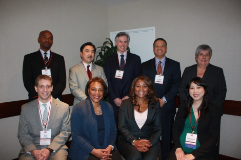 2015 ACBA Board of Directors with Presiding Judge Winifred Smith