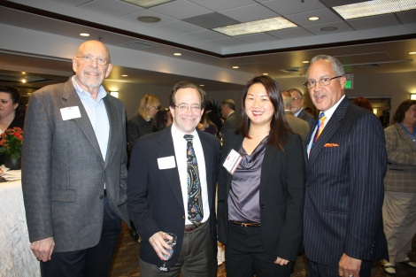 Steve Kazan, Judge Markman, Elizabeth Hom, and Judge Baranco