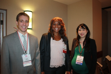 ACBA Officers: Eric Handler - Vice-President, Toni Mims-Cochran - President, and Stephanie Sato - President-Elect