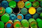 IS-Environmental Hazardous Waste Barrels