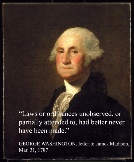 Washington Law Quote