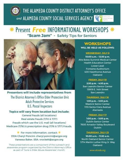 elder abuse awareness month flyer 2015