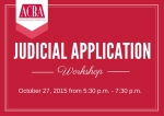 Judicial Application Workshop Email Image