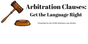 Arbitration Clauses Artwork2