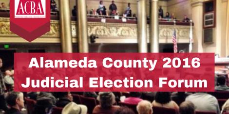 Alameda County Judicial Forum v2