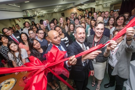 BALI Hub's Ribbon Cutting Ceremony in May