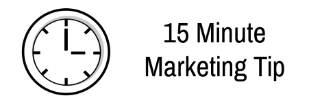 15 Minute Marketing